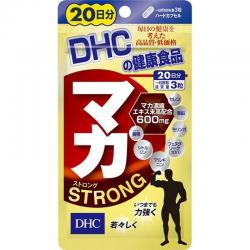 DHC Maca Strong 20 Days