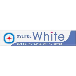 Lotte Xylitol Gum White Berry ...