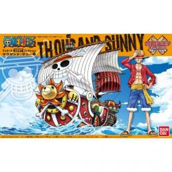 BANDAI ONE PIECE GRAND SHIP CO...