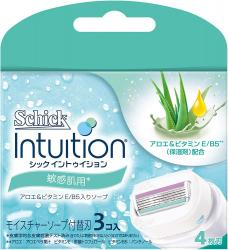 Schick Intuition Spare Blade F...