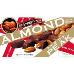 Glico Almond Peak 12 Grains