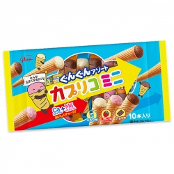 Glico Caplico Mini 10 Sticks