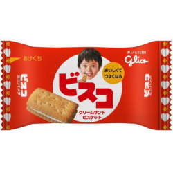 Glico Bisco Mini Pack 5 Sheets