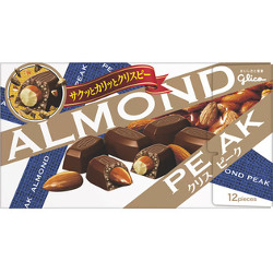 Glico Almond Peak Crispique 12...