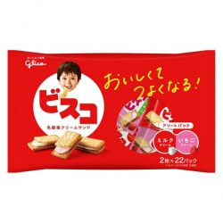 Glico Bisco Assort Pack 44 She...