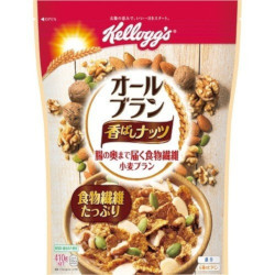 Kellogg's All Bran Scented Nut...