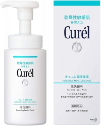 KAO Curel Foam Facial Wash 150...