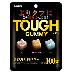 Kabaya Tough Gummy 100g