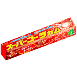 Kracie Super Cola Gum 5 Grains