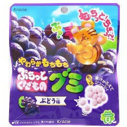 Kracie Puchitto Kudamono Grape...