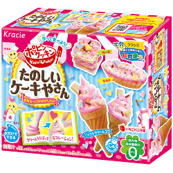 Kracie Popin Cookin Funny Cake...