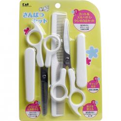 KAI Hair Cut Set KF-0131