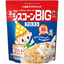 Nissin Ciscorn Big Frost 200g
