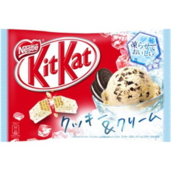 Nestle Kit Kat Cookie And Crea...