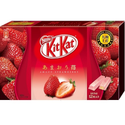 Nestle Kit Kat Amaou Strawberr...