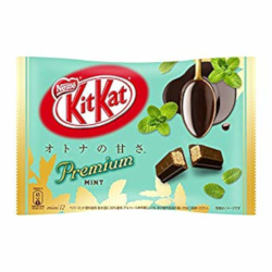 Nestle Kit Kat Premium Mint 12...