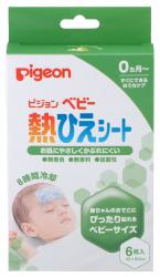 Pigeon Baby Cooling Plaster 6 ...
