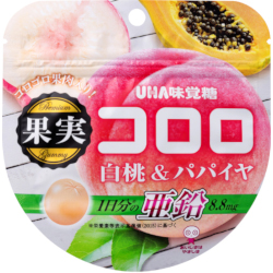 UHA Fruit Kororo Gummy White P...