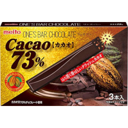 Meito One's Bar Chocolate Caca...