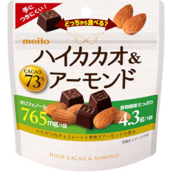 Meito High Cacao Chocolate And...