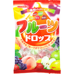 Meito Fruit Drop 95g