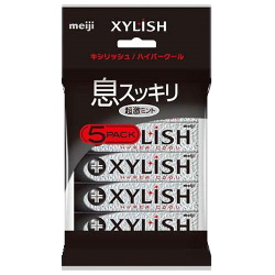 Meiji Xylish Gum Hyper Cool 12...