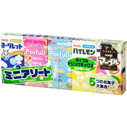 Meiji Mini Assortment 63g