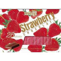Meiji Strawberry Chocolate Box...