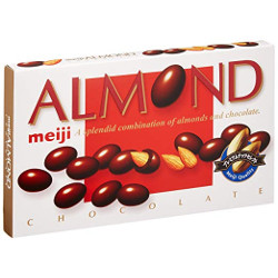 Meiji Almond Chocolate Large B...