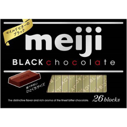Meiji Black Chocolate Box 26 S...