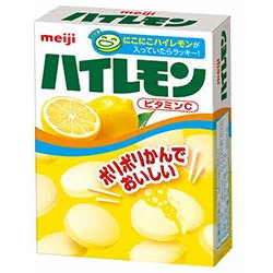 Meiji Hi Lemon 18 grains