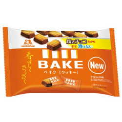 Morinaga BAKE Cookie Family Pa...