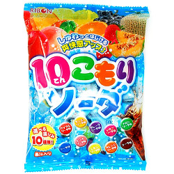 Ribon 10 Assorted Soda Flavors...