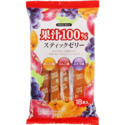 Ribon Fruit Juice 100% Stick J...