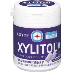 Lotte Xylitol Gum Black Berry ...