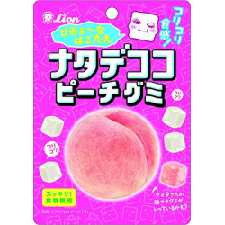 Lion Nata De Coco Peach Gummy ...
