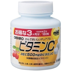 Orihiro MOST chewable VitaminC...