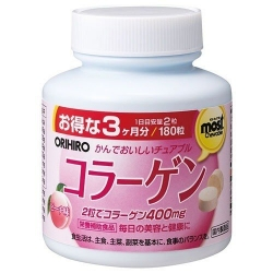 Orihiro MOST Chewable Collagen...