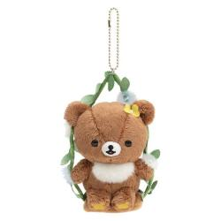 San-X Rilakkuma Swing Plush Do...