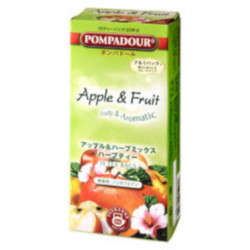 Japan Greentea Apple & Fruit H...