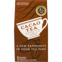 Japan Greentea Cacao Tea Cacao...