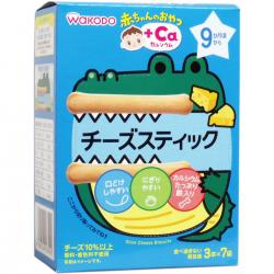 Wakodo baby snack + Ca cheese ...