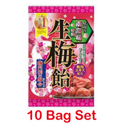 Ribon Fresh Plum Candy 110g 【1...
