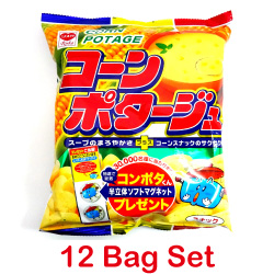 Riska Corn Potage 75g [12 Set]