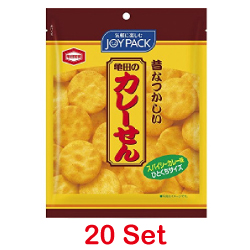 Kameda Curry Rice Crackers Min...