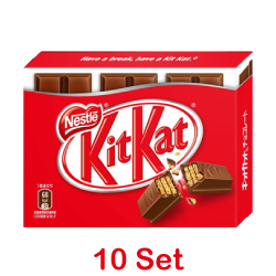 Nestle Kit Kat Mini 3 Sheets [...
