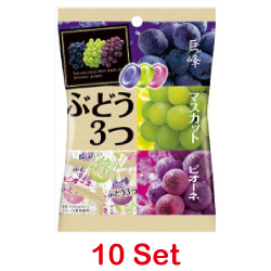 Pine Grape 3 Taste Candy 85g [...