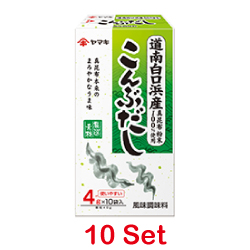 Yamaki Kelp Soup Powder 40g [1...