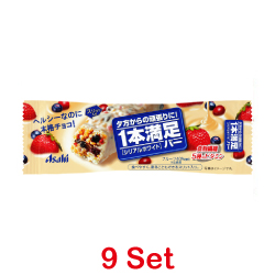 Asahi One Satisfied Cereal Bar...