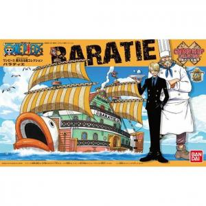 BANDAI ONE PIECE GRAND SHIP COLLECTION BARATIE